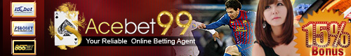 Acebet99 Your reliable on line Betting Agent Image